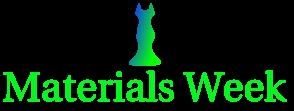 Materials Week